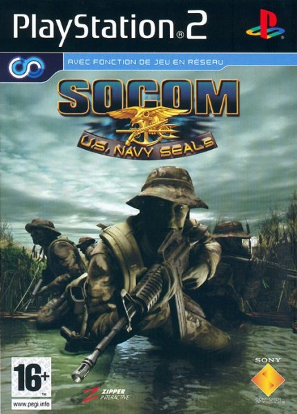 Socom - U.S Navy seale